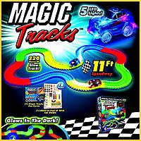 Мега Трек, Magic tracks 220 деталей