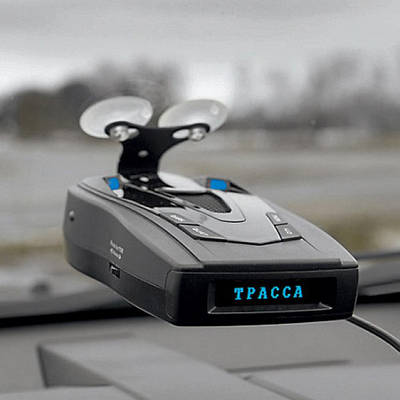 Автомобильные антирадары и радар-детекторы