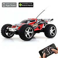 Мини-автомобиль wltoys l949, управление с помощью ipod/iphone, дальность до 30 м, аккумулятор на 120 ма/ч