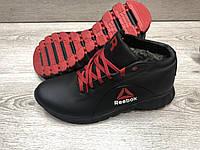 Мужские кожаные зимние ботинки Reebok, фото 1