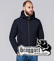 Braggart Evolution 2686   Мужская куртка темно-синяя