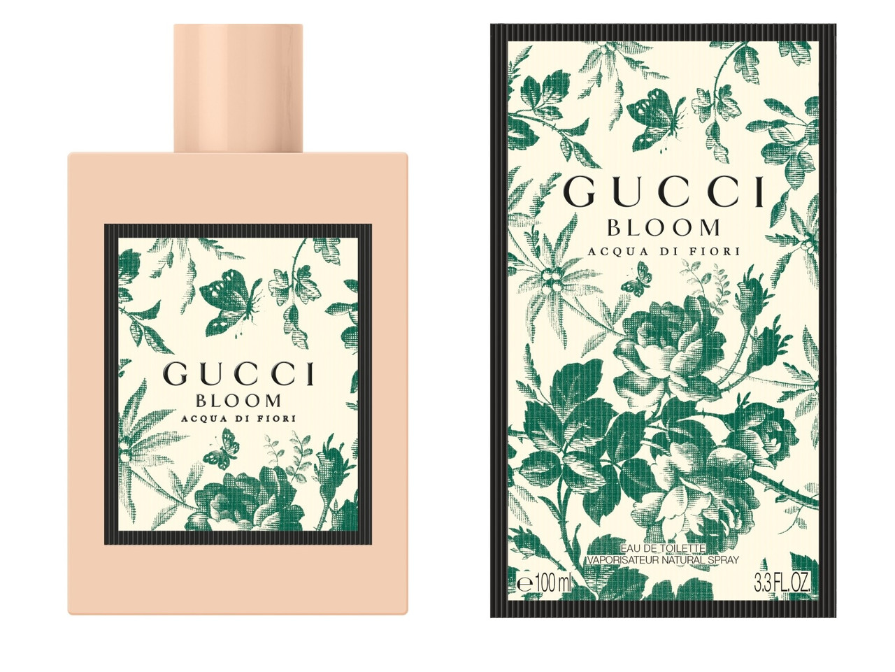 Женский аромат Gucci Bloom Aqua di Fiori