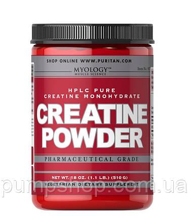 Купити креатин Myology Creatine Powder 510 грам 102 порц., фото 2