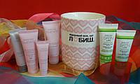 """Волшебный набор (мини),набор """"бархатные губки""""+чашка в подарок, фото 1"""