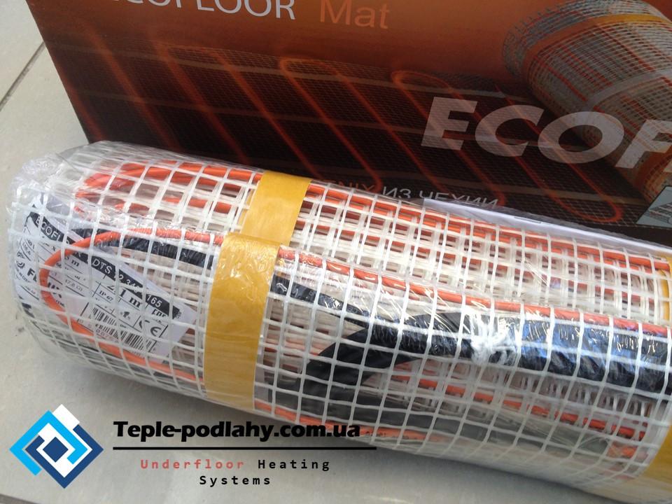 Нагревательный мат Fenix LDTS 160 (1,3 м.кв. обогрев)