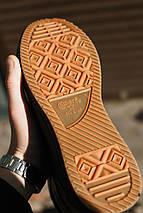 Зимние мужские ботинки Converse Waterproof  черные, на меху , фото 3