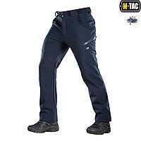 M-Tac брюки SOFT SHELL WINTER DARK NAVY BLUE