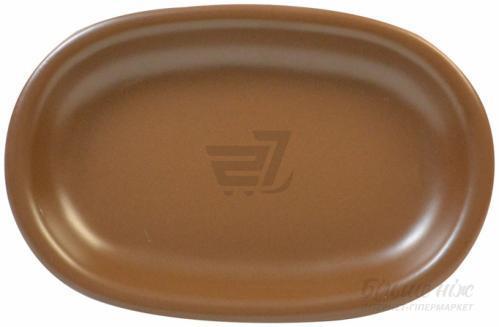 Блюдо овальное Табако 25 см 24-237-047 Keramia