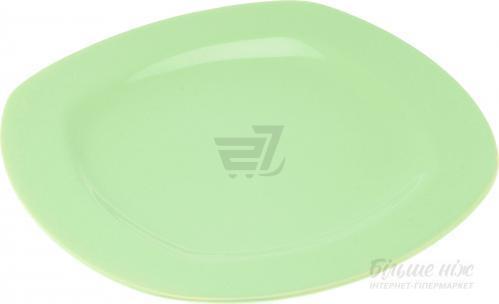 Тарелка десертная Yeditepe Nile Green 21 см Keramika