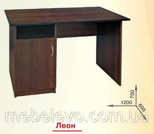 Стол письменный Леон  750х1200х600мм   Пехотин, фото 2