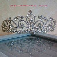 Корона под серебро для конкурса, высота 5,5 см., фото 1