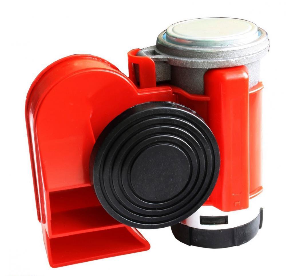Сигнал Воздушный 12V NAUTILUS Compact 100780 Elegant красный
