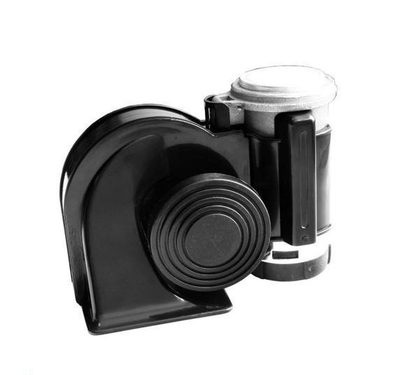 Сигнал Воздушный 12V NAUTILUS 100750 Elegant черный