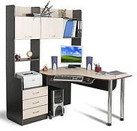 Угловой компьютерный стол Шатобриан
