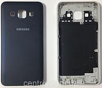 Задняя крышка для Samsung A500H Galaxy A5 (2015), A500F, синяя