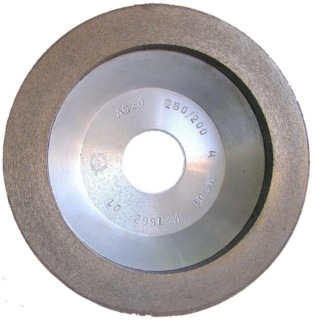 Алмазный круг 12А2-45 150 20 3 32 «чашка» (для обработки камня)