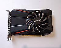 НОВАЯ Geforce GTX1050 Gigabyte*GAMING*/2Gb/Gddr5/