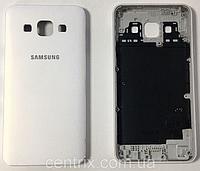 Задняя крышка для Samsung A300H Galaxy A3 (2015), A300F, белая