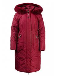 Зимнее женское пальто,  размеры 50 - 58