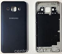 Задняя крышка для Samsung A300H Galaxy A3 (2015), A300F, синяя