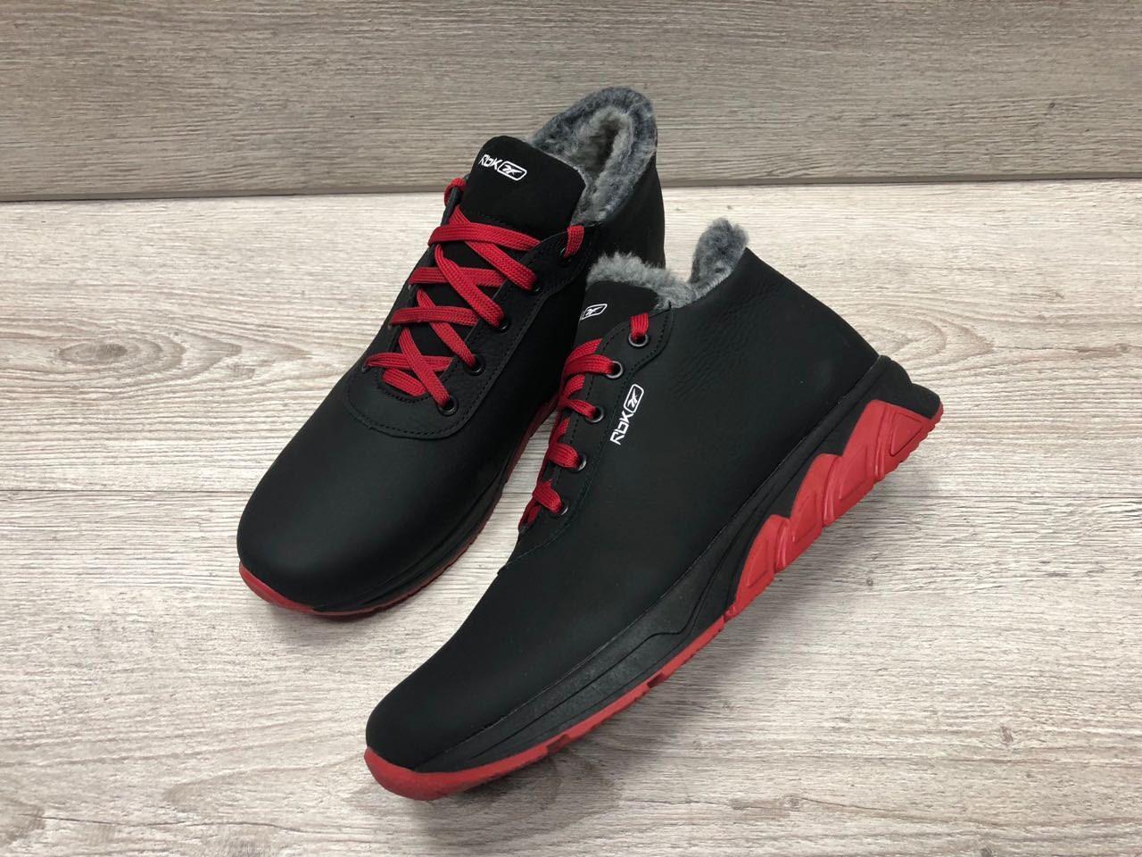 Мужские кожаные зимние ботинки Reebok Like