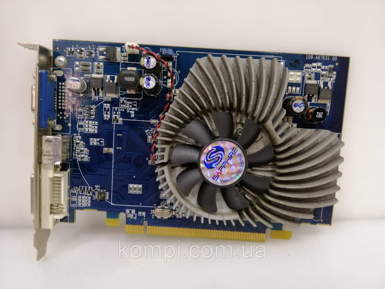 Видеокарта ATI RADEON X1600pro 512MB PCI-E
