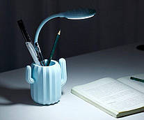 Podarki Настольная Лампа Кактус Blue