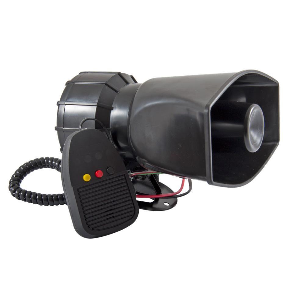 СГУ сирена с микрофоном 3-тональная 40w Сонар SAZ-55