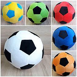 Мягкая игрушка Мяч футбольный 25 см