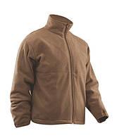 Флисовая куртка Tru-Spec Coyote