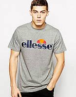Мужская футболка elesse (серая)