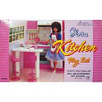 Игровой набор Мебель кухня Gloria 94016