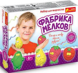 Фабрика мелков Веселый огород (15100365Р)