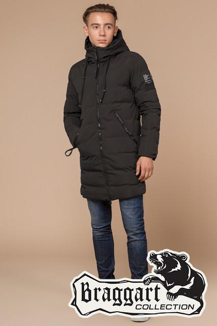 Подростковые, зимние куртки Braggart Youth