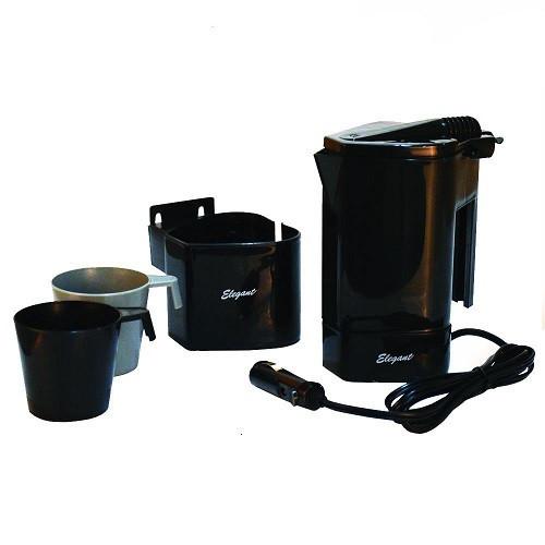Автомобильный Чайник ELEGANT 101530 400ml 12v комплект