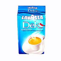 Кофе молотый без кофеина Lavazza Decaffeinato  250 гр