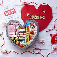 """Подарочный набор """"Любимой"""". Вкусный подарок на День Рождения девушке, жене, женщине, любимой, сестре, маме."""