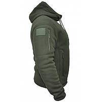 Куртка Флисовая Viking Olive, фото 6