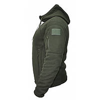 Куртка Флисовая Viking Olive, фото 8