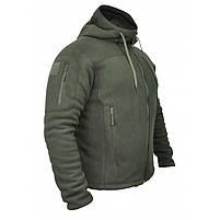Куртка Флисовая Viking Olive, фото 4