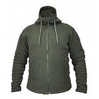Куртка Флисовая Viking Olive, фото 5