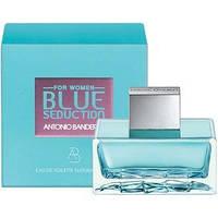 Жіночий парфум Antonio Banderas Blue Seduction for woman, 90 мл