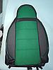 Чехлы на сиденья Рено Трафик (Renault Trafic) 1+1 (универсальные, автоткань, пилот), фото 7