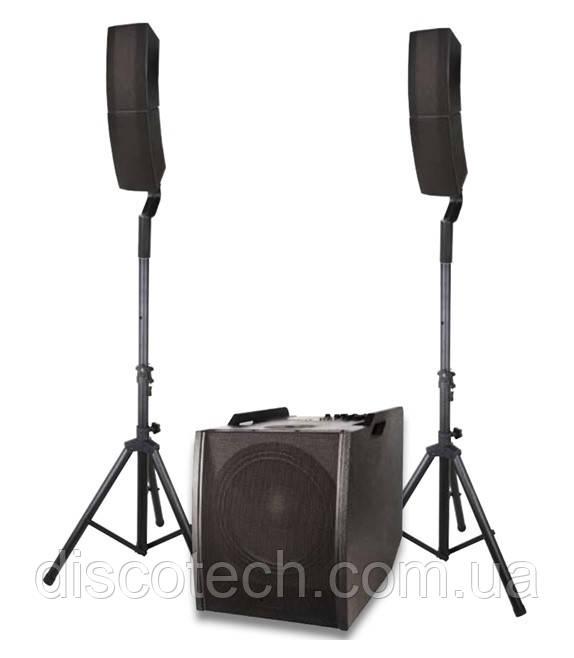 Активная акустическая система NGS COMBO 1222 500W