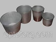 Формы для выпечки алюминиевые 2,5 литра