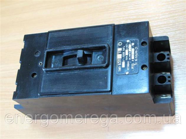 Автоматический выключатель А 3114 60А, фото 2