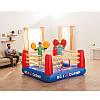 """Детский игровой центр """"Ринг"""" Intex 48250 батут Размеры: 226 х 226 х 110 см, фото 2"""