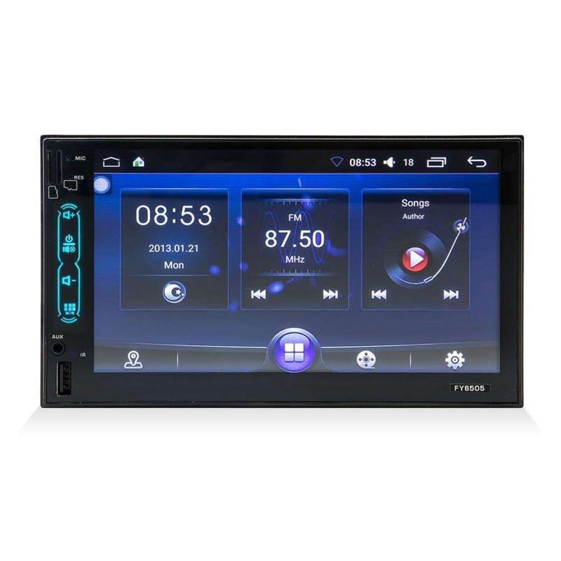 Автомагнитола Pioneer 6505 GPS + WiFi + 4Ядра + Android 6 1080p