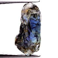 2.40 КТ Природный синий сапфир  БЕЗ обработки