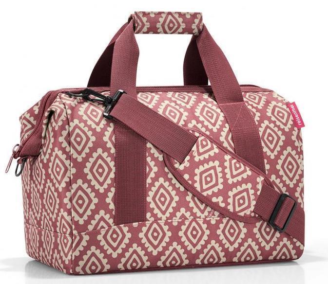 dd6d8345db39 Тканевая сумка дорожная Reisenthel MT3065, женская, на 30л - SUPERSUMKA интернет  магазин в Киеве